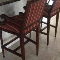 High Top Chairs for sale in Marco Island FL by Garage Sale Showcase member jwputnam, posted 02/15/2019