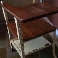 Antique School Desk for sale in Berlin Heights OH by Garage Sale Showcase member littlehousebigwoods, posted 03/06/2019