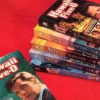 Original HAWAII FIVE-O DVD set for sale in Berlin Heights OH by Garage Sale Showcase member littlehousebigwoods, posted 04/17/2020