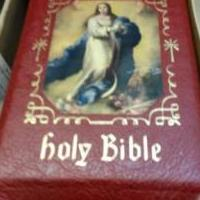 Holy Bible for sale in Holiday FL by Garage Sale Showcase member debh123, posted 12/11/2018