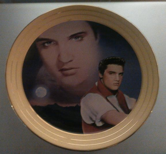 Elvis Presley Collectible Plates for sale in Louisburg NC