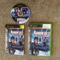 Tom Clancy's/Rainbow Six 3 video game for sale in Albany OR by Garage Sale Showcase member Pegster, posted 02/17/2019
