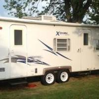 Sun Valley Lite Travel Trailer for sale in Monroe MI by Garage Sale Showcase member Blessed1, posted 03/24/2019
