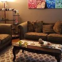 Sofa set for sale in Plano TX by Garage Sale Showcase member Uzma akhtar, posted 11/08/2018