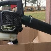 Gas leaf blower Bolens for sale in Elkhart IN by Garage Sale Showcase member Dmosiman, posted 11/19/2018