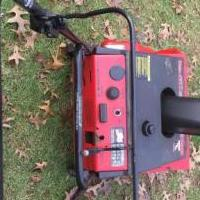 "21"" gas snowblower for sale in Elkhart IN by Garage Sale Showcase member Dmosiman, posted 11/19/2018"