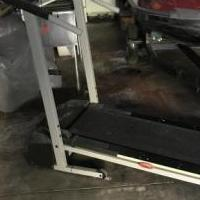 Tread mill for sale in Port Clinton OH by Garage Sale Showcase member Eric Zeitzheim, posted 10/12/2018