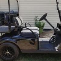 Ezgo Golf Cart 2014 for sale in Pinebluff, N.c. NC by Garage Sale Showcase member Prissy, posted 07/03/2019