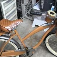 BICYCLE WOMENS WITH BASKET for sale in Stuart FL by Garage Sale Showcase member Jcmg86@aol.com, posted 04/14/2019