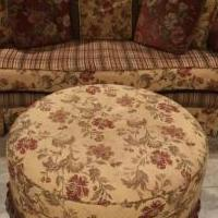 COUCH & OTTOMAN for sale in Stuart FL by Garage Sale Showcase member Jcmg86@aol.com, posted 04/14/2019