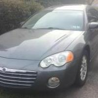Used car Chrysler Sebring coupe for sale in Broomall PA by Garage Sale Showcase member Ksweeney1212, posted 12/18/2018