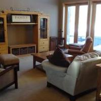 Entertainment Center for sale in Coon Rapids MN by Garage Sale Showcase member Scott Byrkit, posted 03/18/2019
