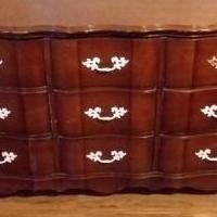 9 drawer dresser for sale in Batesville AR by Garage Sale Showcase member Vikings316, posted 12/01/2018