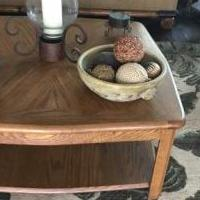 Oak tables for sale in Naples FL by Garage Sale Showcase member Karennaples, posted 01/21/2019