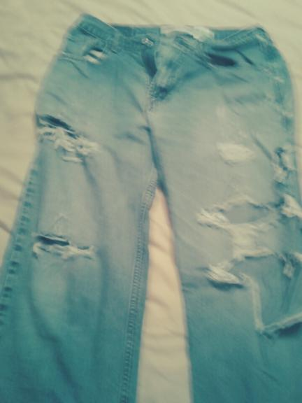 Mens Levi's distressed jeans for sale in Little Rock AR