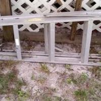 Ladders for sale in Cocoa FL by Garage Sale Showcase member Lovetosmile65, posted 10/26/2018