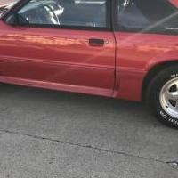Ford mustang 1990 for sale in Sterling Heights MI by Garage Sale Showcase member Rangerlee, posted 02/06/2019