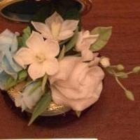 Hand Sculpted Floral Fantasies for sale in Huntley IL by Garage Sale Showcase member forever2, posted 03/13/2019