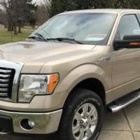 2012 Ford F150 for sale in Huron OH by Garage Sale Showcase member Tinksadie4, posted 01/27/2019