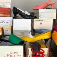 Made in Italy Luxury Designer Shoes 7.5 and 8 M ONLY  excellent condition for sale in Franklin Lakes NJ by Garage Sale Showcase member lindalonia, posted 03/25/2019