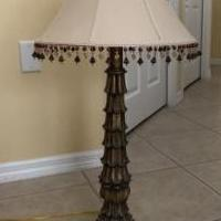 Two lamps for sale in Fort Myers FL by Garage Sale Showcase member WALKIN01Taylor10!, posted 10/14/2018
