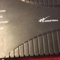 Westell DSL Router for sale in Lorain OH by Garage Sale Showcase member raykoon11@gmail.com, posted 02/19/2019