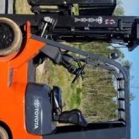 Toyota Forklift 7FGCU25 for sale in Naples FL by Garage Sale Showcase member Mila74, posted 03/02/2019