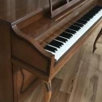 Westbrook Upright Piano-Free for sale in Pinehurst NC by Garage Sale Showcase member AnnBeth Simmons, posted 03/13/2019
