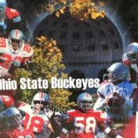 2001 OSU College Photo in Frame for sale in Norwalk OH by Garage Sale Showcase member Brad Harp, posted 12/18/2019