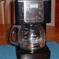 Black Coffee Maker  -Mr Coffee for sale in Fort Mill SC by Garage Sale Showcase member katherine suehr, posted 04/28/2019
