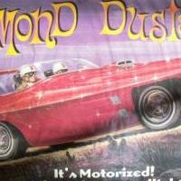 Lindberg 1:12 Diamond Duster Ltd Edition Plastic Model Kit With Electric Motor for sale in Drexel Hill PA by Garage Sale Showcase member djlrdad, posted 02/24/2021