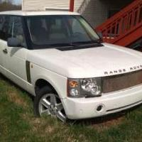 2003 Range Rover for sale in Mount Vernon OH by Garage Sale Showcase member Bhuntr, posted 07/15/2019