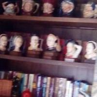 Toby Mugs for sale in Kalispell MT by Garage Sale Showcase member katiewalsh1909, posted 04/28/2019