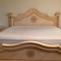 Master Bedroom King Size Set for sale in Annandale VA by Garage Sale Showcase member ostranderv, posted 06/09/2019