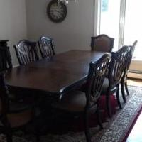 Dining Room Set for sale in Palisades Park NJ by Garage Sale Showcase member Palpark1, posted 07/21/2019