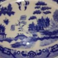 Platter and bowl for sale in Mount Vernon IL by Garage Sale Showcase member J and J, posted 07/28/2019