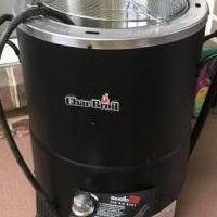 Char Broil oil less Turkey Fryer for sale in Lebanon PA by Garage Sale Showcase member Nipper, posted 08/01/2019