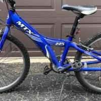 MTX 225 Giant Mountain Bike for sale in Frackville PA by Garage Sale Showcase member Dandoman78, posted 05/04/2019