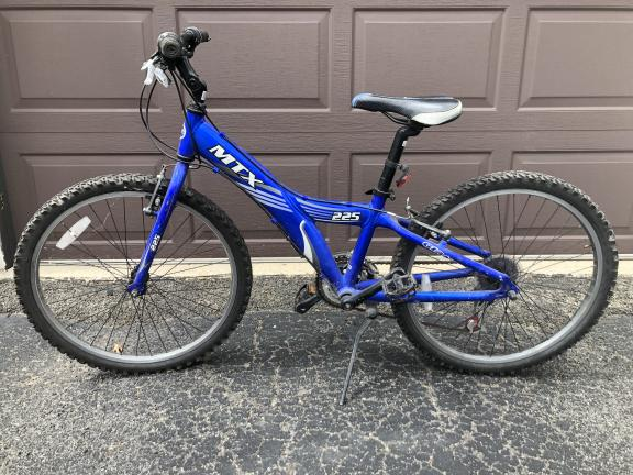 MTX 225 Giant Mountain Bike for sale in Frackville PA