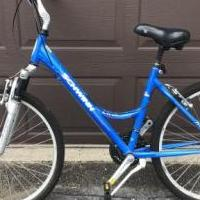 Schwinn Ladies Blue Bike for sale in Frackville PA by Garage Sale Showcase member Dandoman78, posted 05/04/2019