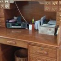 Rolltop desk for sale in Titusville FL by Garage Sale Showcase member Bretonbay, posted 04/19/2019
