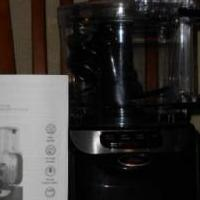 Food processor for sale in Morris IL by Garage Sale Showcase member Teddybearz, posted 07/14/2019