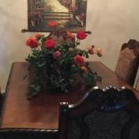 Dining room suite with hutch for sale in Caddo Mills TX by Garage Sale Showcase member Toad72, posted 07/04/2019