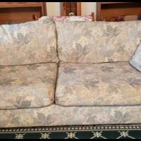 Sofa sleeper for sale in West Branch IA by Garage Sale Showcase member shyone, posted 04/19/2019