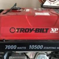 Troy built XP Series generator for sale in Tiffin OH by Garage Sale Showcase member Goody&1975, posted 06/07/2019