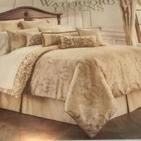 Queen size Waterford bedspread for sale in Thibodaux LA by Garage Sale Showcase member EKirkland, posted 06/15/2019