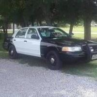 2006 ford crown police car for sale in Mckinney TX by Garage Sale Showcase member Garbageno1, posted 06/16/2019