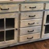 Buffet Table for sale in Ellicott City MD by Garage Sale Showcase member snspencer67, posted 05/16/2019