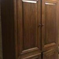 Television Armoire for sale in Ellicott City MD by Garage Sale Showcase member snspencer67, posted 05/18/2019