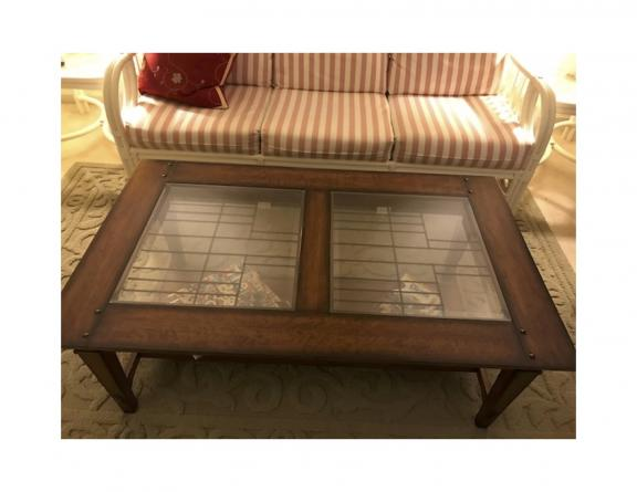 Coffee Table with matching End Table for sale in Columbia MD